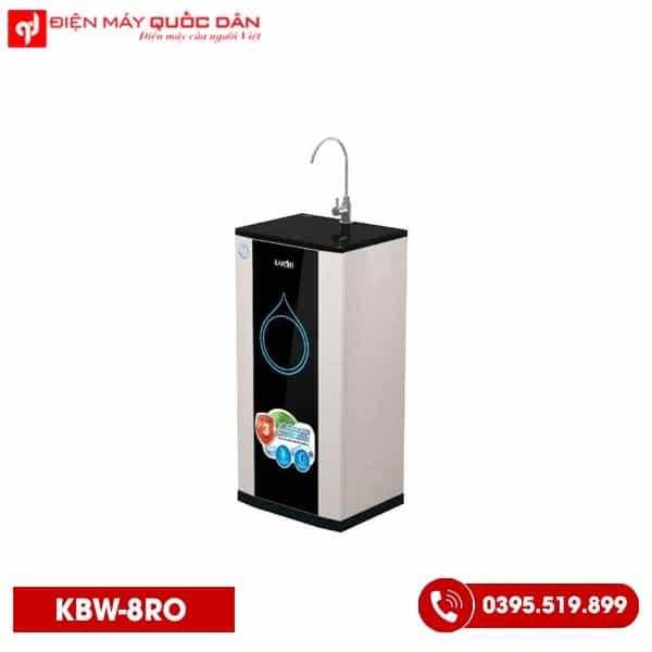 máy lọc nước karofi KBW-8RO-1