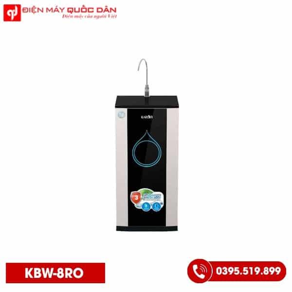 máy lọc nước karofi KBW-8RO