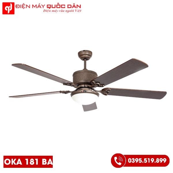 quat tran kaiyo OKA 181 BA-1