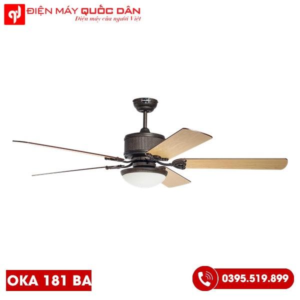 quat tran kaiyo OKA 181 BA-3