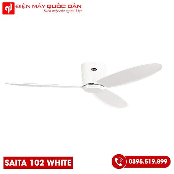 quat tran kaiyo SAITA 102 WHITE-1