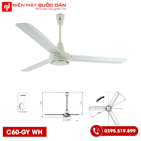 C60-GY WH-2